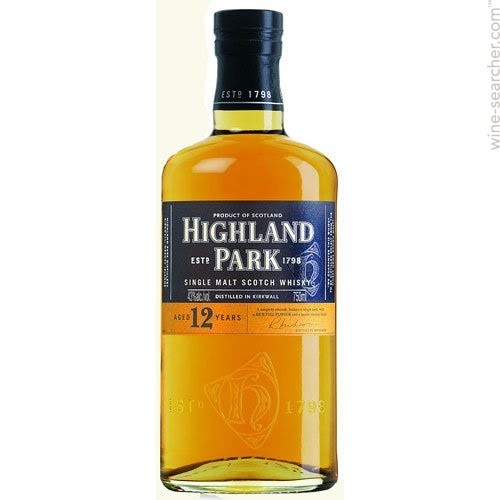 Highland Park Single Malt Scotch Whisky Aged 12 Years - Grapes & Hops Deli
