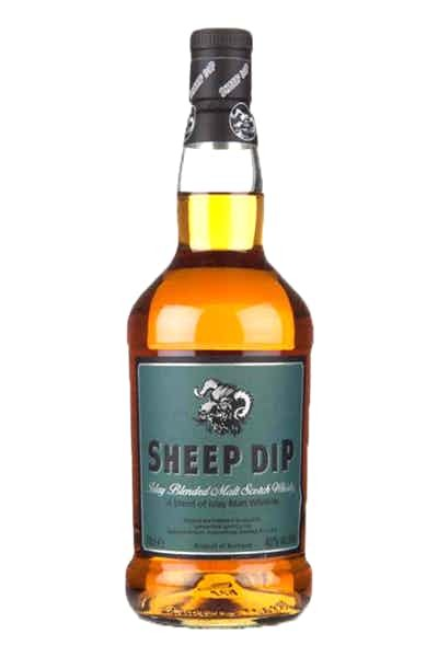 Sheep Dip Islay Blended Malt Scotch Whisky - Grapes & Hops Deli