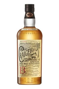 Craigellachie Single Malt Scotch Whisky Aged 13 Years - Grapes & Hops Deli