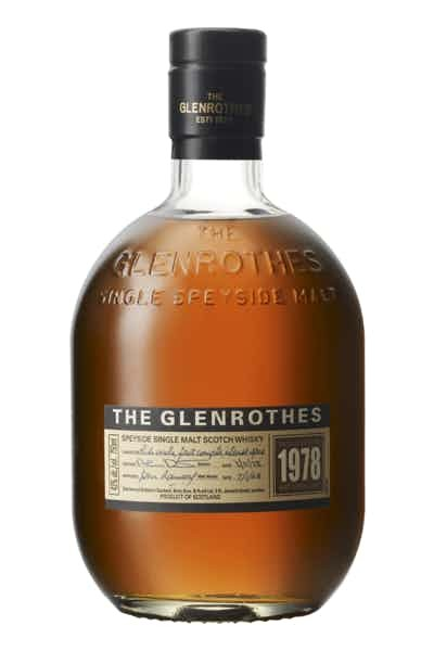 The Glenrothes 1978 Whisky - Grapes & Hops Deli