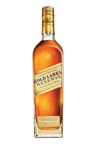 Johnnie Walker Blended Scotch Whisky Gold Label Reserve - Grapes & Hops Deli