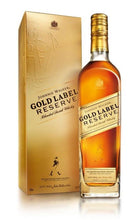 Load image into Gallery viewer, Johnnie Walker Blended Scotch Whisky Gold Label Reserve - Grapes & Hops Deli