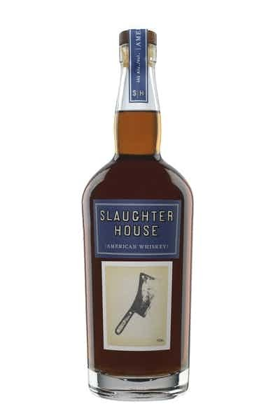 Slaughter House American Whiskey - Grapes & Hops Deli