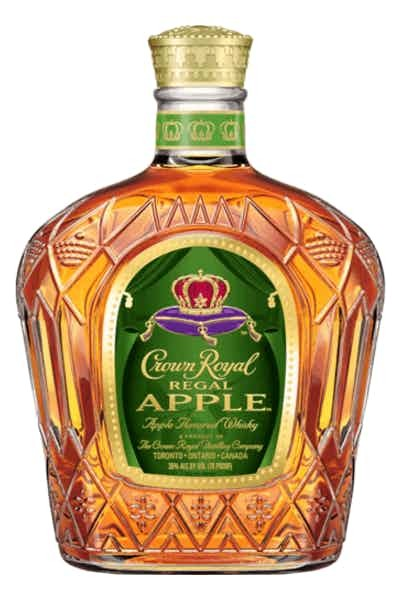 Crown Royal Regal Apple Whisky - Grapes & Hops Deli