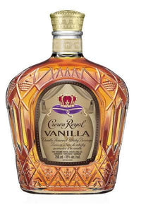 Crown Royal Vanilla Whiskey - Grapes & Hops Deli