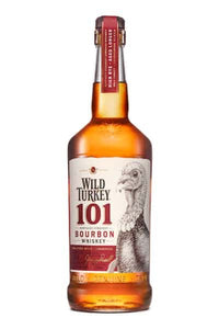 Wild Turkey 101 Kentucky Straight Bourbon Whiskey - Grapes & Hops Deli