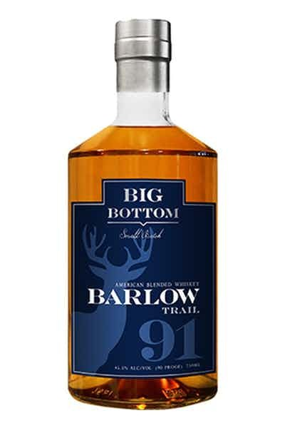 Big Bottom Barlow Trail Blended Whiskey - Grapes & Hops Deli