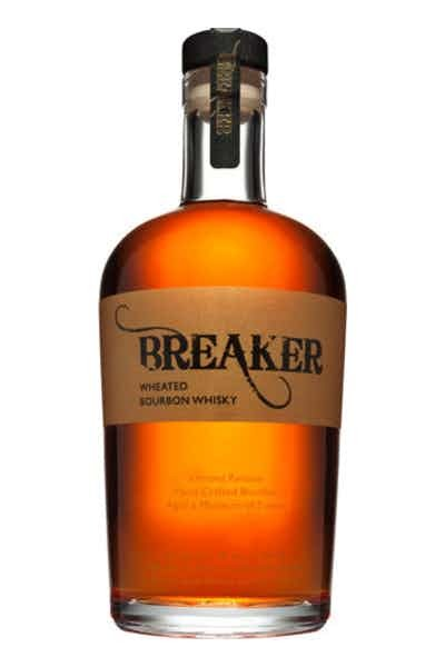 Breaker Wheated Bourbon Whiskey - Grapes & Hops Deli