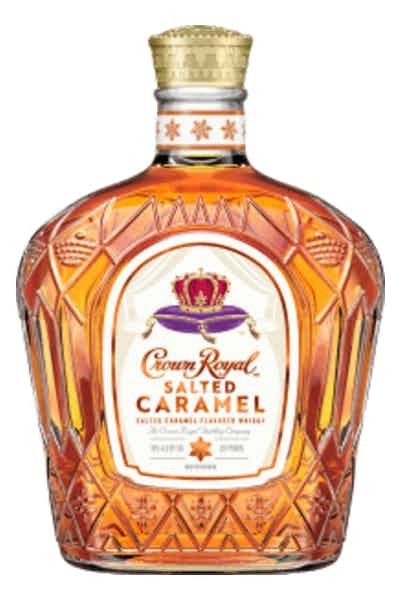 Crown Royal Salted Caramel - Grapes & Hops Deli