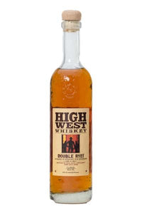 High West Whiskey Double Rye Blend - Grapes & Hops Deli