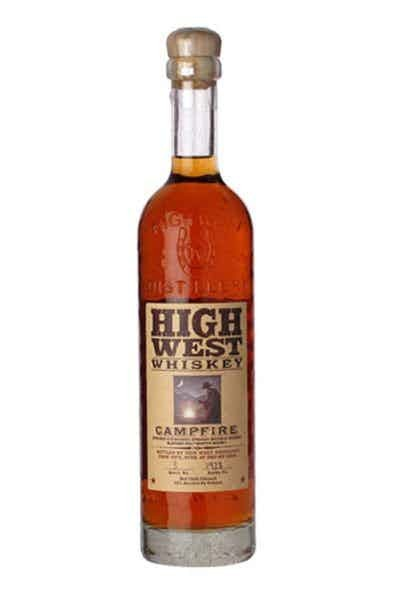 High West Whiskey Campfire Blend - Grapes & Hops Deli
