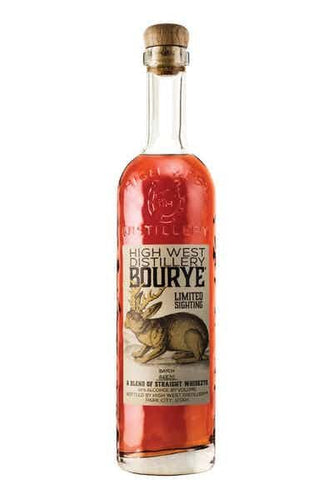 High West Bourye Straight Whiskey Limited Sighting - Grapes & Hops Deli