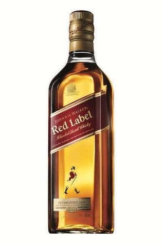 Johnnie Walker Blended Scotch Whisky Red Label - Grapes & Hops Deli