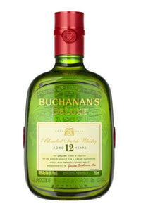 Buchanan's Deluxe Blended Scotch Whisky Aged 12 Years - Grapes & Hops Deli