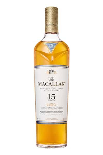 Macallan Triple Cask Matured 15 Years Old - Grapes & Hops Deli