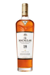 Macallan Sherry Oak 18 Years Old - Grapes & Hops Deli