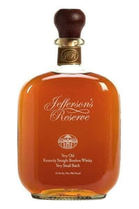 Jefferson Reserve Very Old Kentucky Straight Bourbon Whiskey - Grapes & Hops Deli