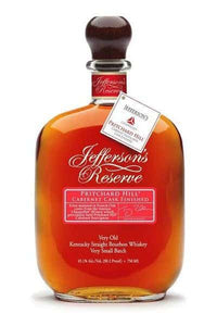 Jefferson's Reserve Pritchard Hill Cabernet Cask Finished Whiskey - Grapes & Hops Deli