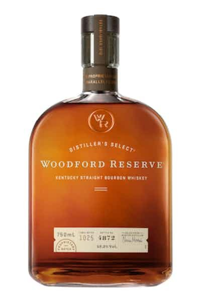 Woodford Reserve Kentucky Straight Bourbon Whiskey - Grapes & Hops Deli