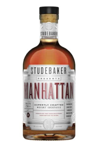 Studebaker Manhattan Whiskey Cocktail - Grapes & Hops Deli