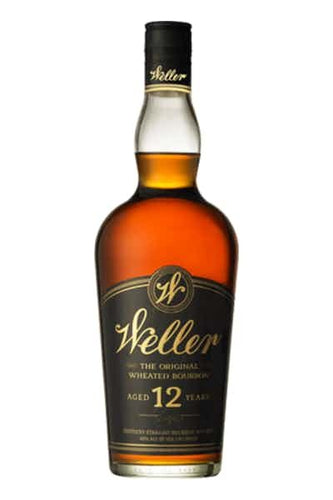 W.L. Weller Kentucky Straight Bourbon Whiskey Aged 12 Years - Grapes & Hops Deli