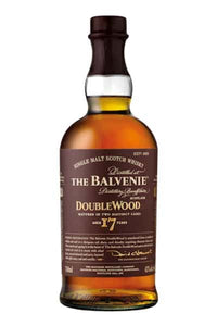 The Balvenie Single Malt Scotch Whisky Double Wood 17 Years Aged - Grapes & Hops Deli