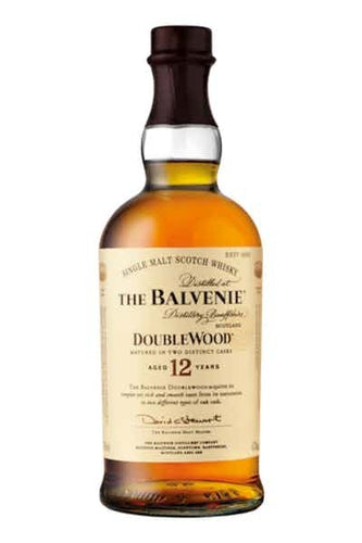 The Balvenie Single Malt Scotch Whisky DoubleWood Aged 12 Years - Grapes & Hops Deli