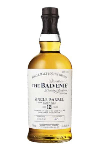The Balvenie Single Malt Scotch Whisky Single Barrel Aged 12 Years - Grapes & Hops Deli
