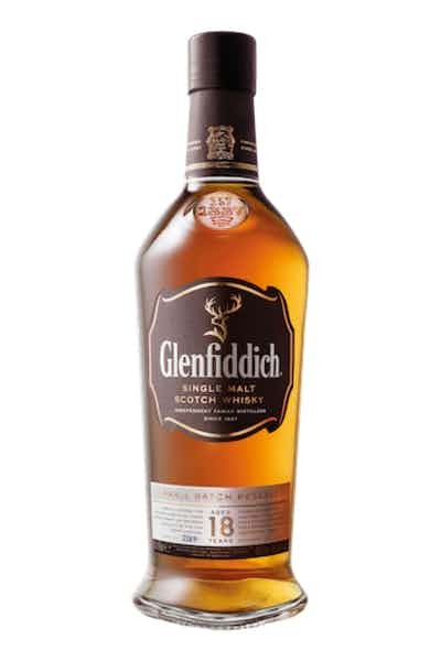 Glenfiddich 18 Year Single Malt - Grapes & Hops Deli