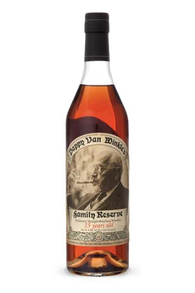 Pappy Van Winkle's Family Reserve 15 Years Old Kentucky Straight Bourbon Whiskey - Grapes & Hops Deli