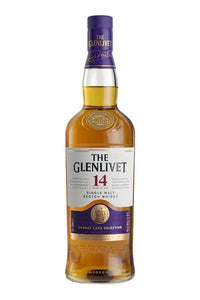The Glenlivet Single Malt Scotch Whisky 14 Year Old - Grapes & Hops Deli