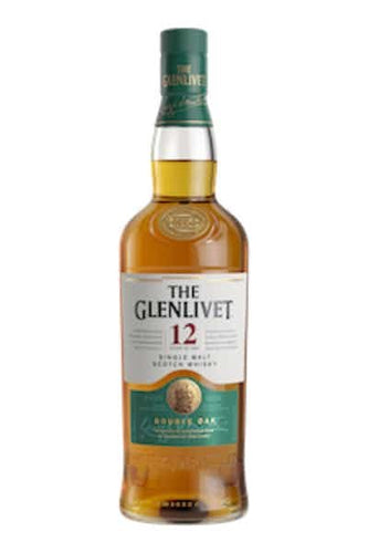 The Glenlivet Double Oak Scotch Whiskey 12 Year - Grapes & Hops Deli