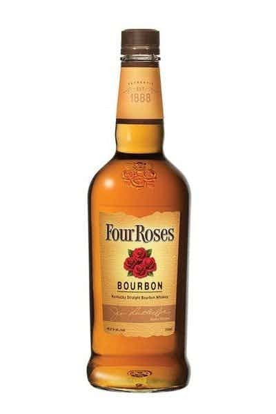 Four Roses Kentucky Straight Bourbon Whiskey - Grapes & Hops Deli