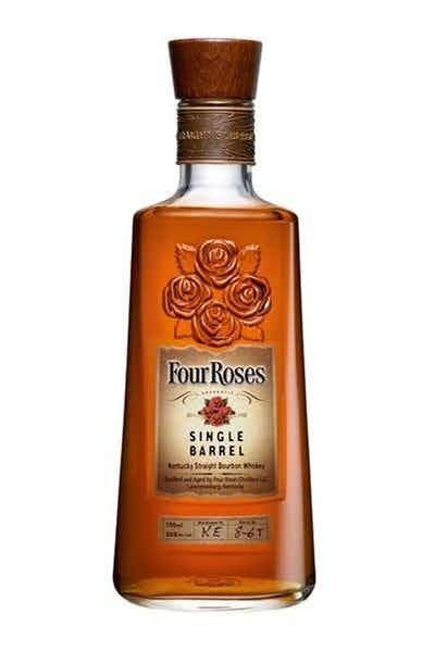 Four Roses Single Barrel Kentucky Straight Bourbon Whiskey - Grapes & Hops Deli