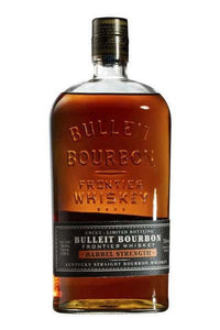 Bulleit Barrel Strength Bourbon - Grapes & Hops Deli