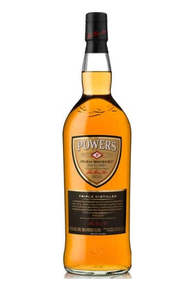 Powers Gold Label Irish Whiskey - Grapes & Hops Deli