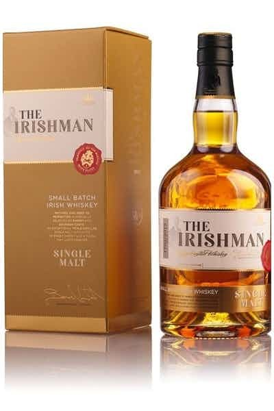 The Irishman Single Malt Irish Whiskey - Grapes & Hops Deli