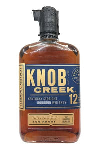 Knob Creek Straight Bourbon 12 Year - Grapes & Hops Deli