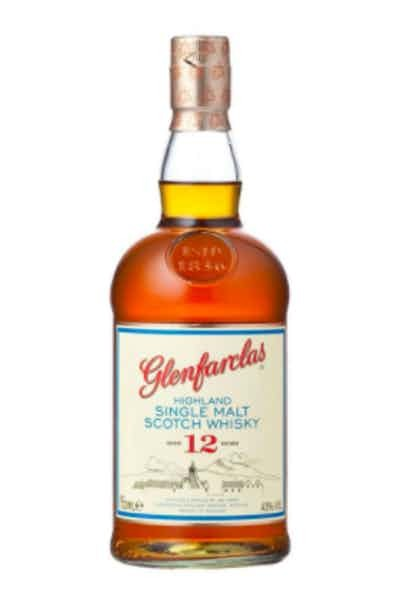 Glenfarclas Single Malt Scotch Whisky 12 Years - Grapes & Hops Deli