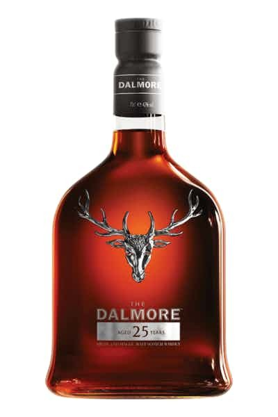 The Dalmore 25 Year Aged - Grapes & Hops Deli