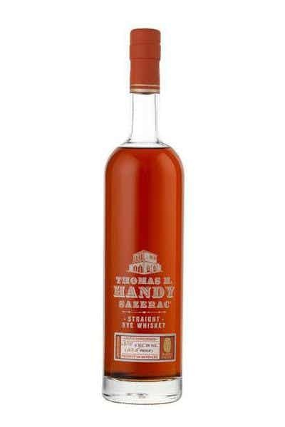Thomas H. Handy Sazerac Straight Rye Whiskey - Grapes & Hops Deli