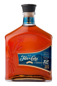 Flor De Caña 12 Year Rum - Grapes & Hops Deli