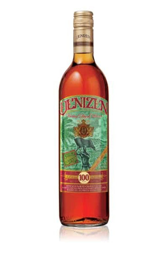 Denizen Vatted Dark Rum - Grapes & Hops Deli