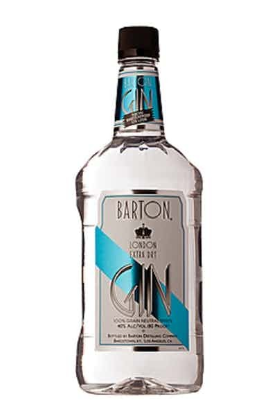 Barton London Extra Dry Gin - Grapes & Hops Deli