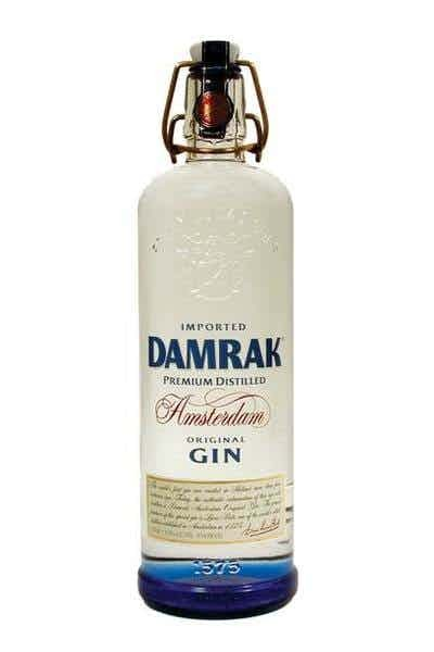 Damrak Gin - Grapes & Hops Deli