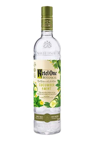 Ketel One Botanical Cucumber and Mint - Grapes & Hops Deli