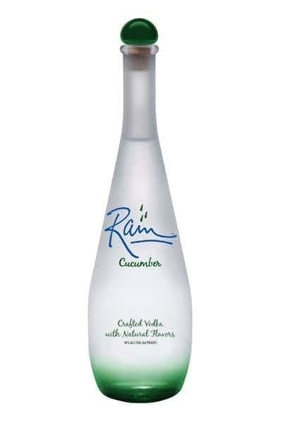 Rain Cucumber Vodka - Grapes & Hops Deli