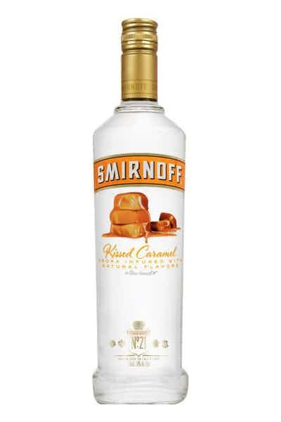 Smirnoff Kissed Caramel Vodka - Grapes & Hops Deli