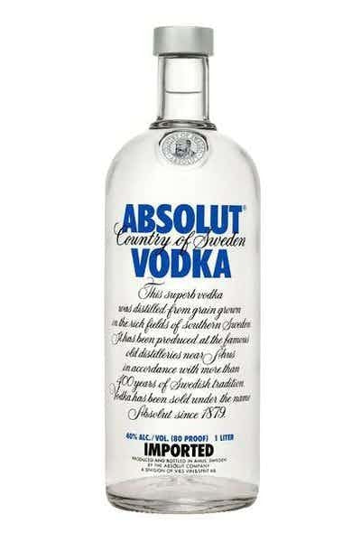 Absolut Vodka - Grapes & Hops Deli