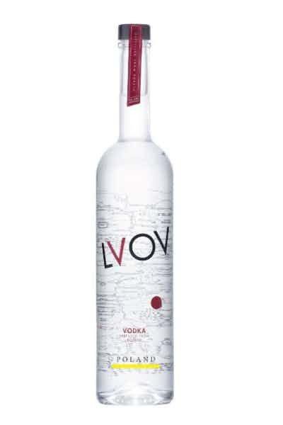 LVOV Vodka - Grapes & Hops Deli